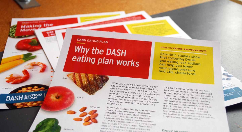 DASH Phase 1 inserts