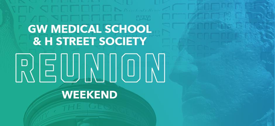 GW Medical School Reunion Campaign