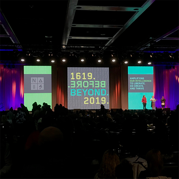 NAIS People of Color Conference 2019 Stage